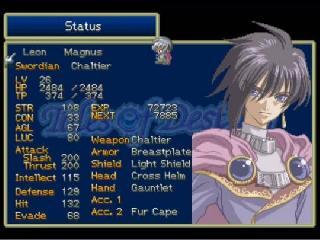 Screenshot Thumbnail / Media File 1 for Tales of Destiny [U]